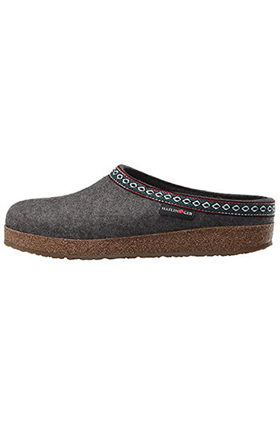 wool clogs