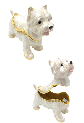 Enamel Westies