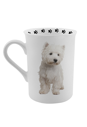 Westie Coffee Cup