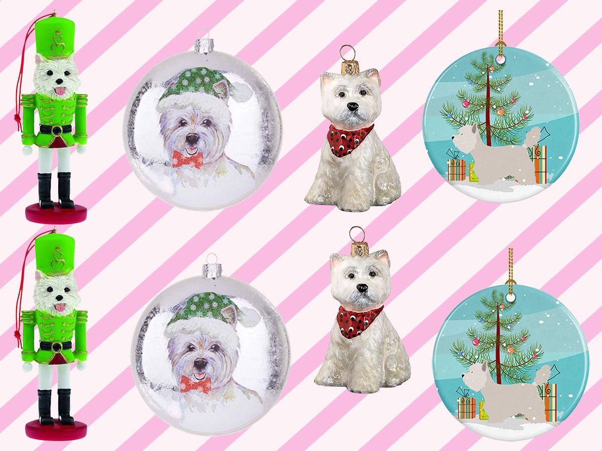 Best Westie Ornaments