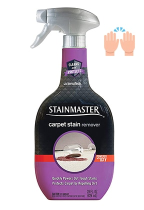 STAINMASTER carpet pretreat
