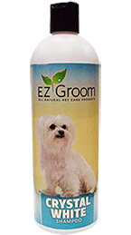 westie whitening shampoo
